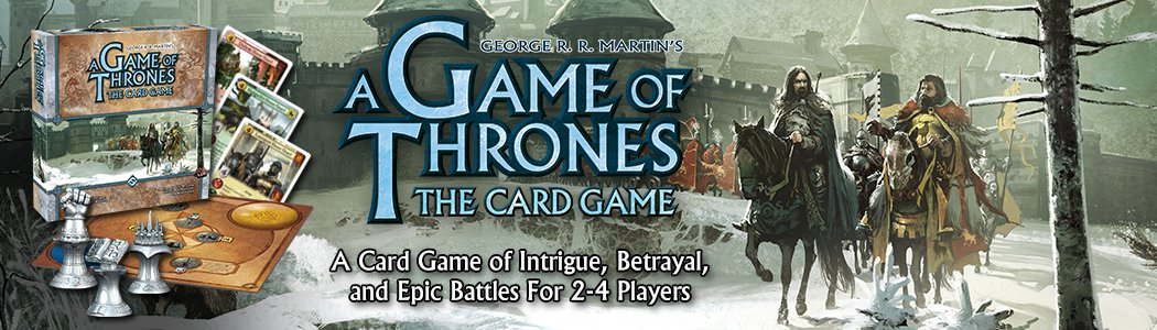 A Game of Thrones: Living Card Game
