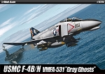 USMC F-4B/N - VMFA-351 Gray Ghosts