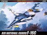 F-16C Fighting Falcon- Air National Guard