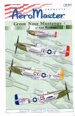 Green Nosed Mustangs of East Wretham - Pt 6