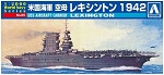USN Aircraft Carrier Lexington