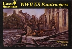 US Paratroopers - WW2