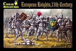 European Knights - 15th Century