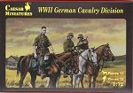 German Cavalry Division - WW2