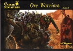 Orc Warriors - Set 2