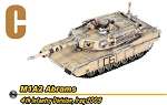 M1A2 Abrams 4th Infantry Div Iraq 2003