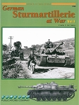 German Sturmartillerie at War Vol 1