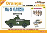SA-9 Gaskin w/ Motor Rifle Troops Figure Set - Orange Series