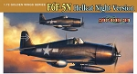 F6F-5N Hellcat, Night Version - Wing Tech Series