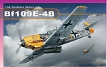 Bf-109E-4/B - Wing Tech Series