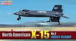 North American X-15 No.2 - First Flight