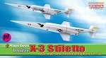 Douglas X-3 Stiletto - NACA Supersonic Research Flights 1954-56 (Twin Pack)