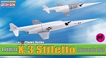 Douglas X-3 Stiletto - Edwards AFB (Twin Pack)