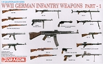 WWII German Infantry Weapons Part 1