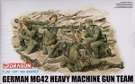 German MG42 Hvy Machinegun Team
