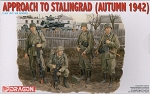 Approach to Stalingrad - Autumn 1942