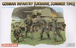 German Infantry - Ukraine Summer 1943