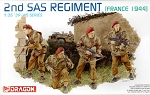 2nd SAS Regiment -France 1944