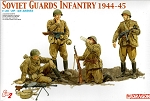 Soviet Guards Infantry 1944-45 ~ Gen 2 Series