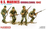 Dragon 1:35 US Marines - Guadacanal 1942