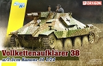 Dragon 1:35 Vollkettenaufklaerer 38 w/7.5cm Kanone 51 L/24 - Smart Kit