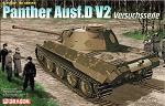 Dragon 1:35 Panther Ausf.D V2 Versuchsserie - Smart Kit