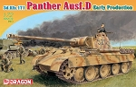 Sd Kfz 171 Panther Ausf D - Early Production