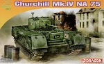 Churchill Mk IV NA 75 - Armor Pro Series
