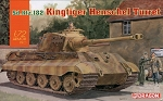 Dragon 1:72 King Tiger Henschel