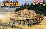 Dragon 1:144 Kingtiger Henschel - Mini Armor Series