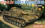 Dragon 1:144 Stug IV Early Production - Mini Armor Series