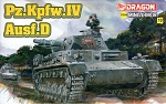 Dragon 1:144 Pz Kpfw IV Ausf D - Mini Armor Series