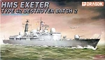 HMS Exeter Type 42 Destroyer Batch 2