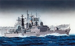 HMS Sheffield 25th Anniversary of Falklands War - Premium Edition
