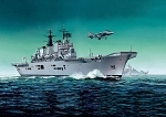 HMS Invincible, 25th Falklands War Anniversary - Premium Edition (COPY)