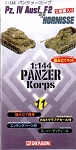 Panzer Korps 11 - Panzer IV Ausf F2 & Hornisse