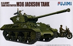 M36 Jackson - US Tank Destroyer