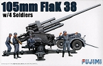 German 105mm FlaK