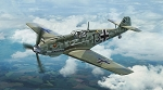 Messerschmitt Bf109E-4 JG77 Blitz - Limited Edition