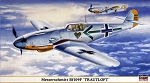 Messerschmitt Bf-109F - JG54 Major HannesTrautloft