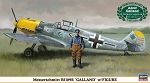 Messerschmitt Bf-109E - Galland