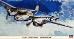 P-38J Lightning - Down Beat