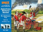 British Artillery - Revolutionary War