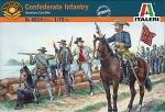 Confederate Infantry - US Civil War