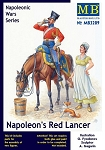 Napoleon's Red Lancer - Napoleonic Wars Series