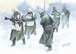 Cold Wind - WWII German Infantry
