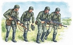 German Panzergrenadiers - 1939-1942
