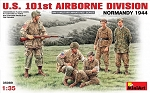 US 101st Airborne Division, Normandy 1944