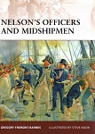 Osprey Publishing Warrior - Nelson's Officers and Midshipmen