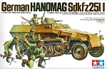 German Hanomag Sdk Fz 251/1